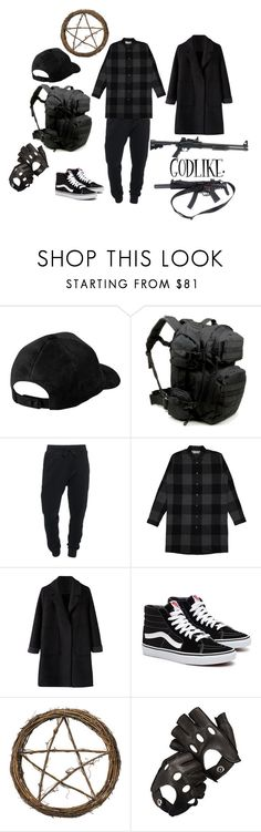 """I'm a damn God."" by bulletp on Polyvore featuring 11 by Boris Bidjan Saberi, Aspinal of London, men's fashion and menswear"