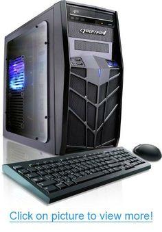 CybertronPC Trooper Gaming PC (Black)