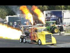 "60 000 HP ""Shockwave"" FIRST JET RACE EVER in MI! #DarnellRacing"