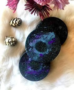 Galaxy Soap charcoal Soap Geeky Gift idea Christmas Gift