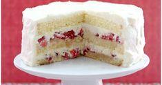 Foodagraphy. By Chelle.: Japanese Strawberry Shortcake (イチゴのショートケーキ)