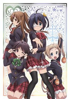 Love, Chunibyo & Other Delusions! Collector's Edition Blu-ray/DVD