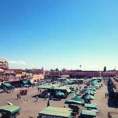 Plan your trip in exotic destinations. Visit Marrakesh and its huge market place Jamaa el-fnaa. It's amazing! Marrakesh, It's Amazing, Plan Your Trip, Morocco, Adventure Travel, Dolores Park, Exotic, Destinations, How To Plan