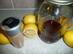How to Lose Weight with the Master Cleanse Lemonade Diet thumbnail