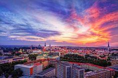 Magical Tallinn (photo by Gen Vagula)
