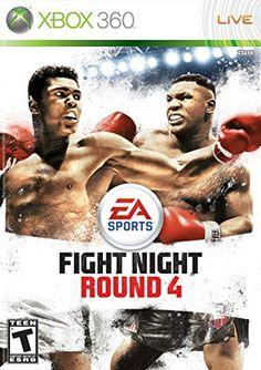 Fight Night Round 4 – Xbox 360  http://gamegearbuzz.com/fight-night-round-4-xbox-360/