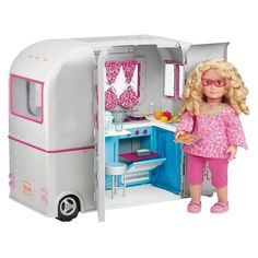 Our Generation RV Camper Doll Accessories : Target