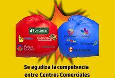 Ignacio Gómez Escobar / Asesor consultor Retail / Investigador: SE AGUDIZA LA COMPETENCIA ENTRE CENTROS COMERCIALES.