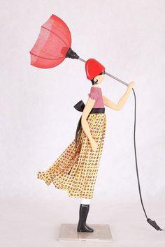 Skitso Girls Maria Clara Lampa - 85 cm Maria Clara, Handmade Lamps, Best Sellers, Disney Characters, Fictional Characters, Disney Princess, Girls, Art, Toddler Girls
