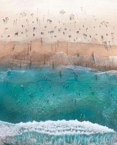 20-Year-Old Drone Photographer Captures Stunning Aerial Images of Coastlines - My Modern Met