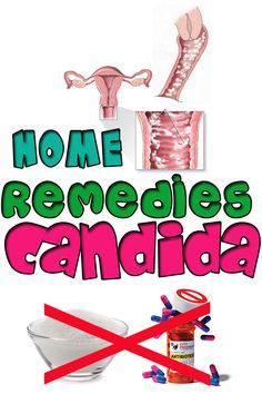 Home remedies for CANDIDA! -->