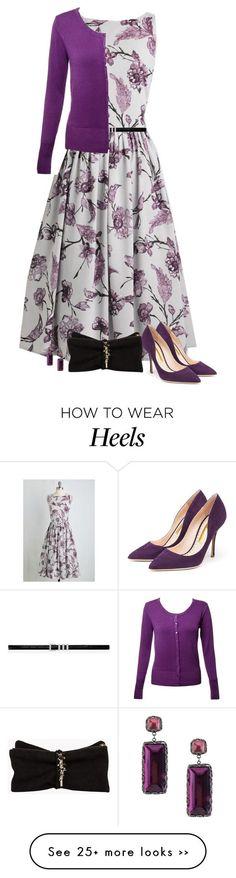 Outfit mit Violettnuancen! Kerstin Tomancok / Farb-, Typ-, Stil & Imageberatung