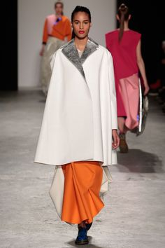 Lisa Clayton graduated from the BA(Hons) Fashion Design course at the University of Westminster in 2013