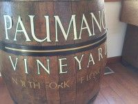 Visite de Paumanok Vineyards (Long Island USA) #wine #spirits