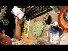 ▶ Секретные техники декупажа. День 1 - YouTube