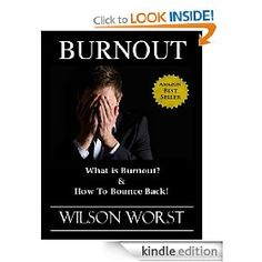 Wonderful book on bouncing back from Burnout and how to prevent it!
