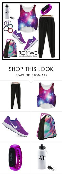 """""""Untitled #178"""" by aazraa ❤ liked on Polyvore featuring NIKE, adidas, Soleus and L. Erickson"""
