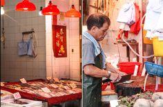 Hong Kong Fishmarket Hong Kong, Food And Drink, Ethnic Recipes