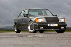1986 Mercedes-Benz 300 E AMG Hammer