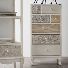 Wooden 7 Drawer Chest Of Drawers Pine Bedroom Furniturewood