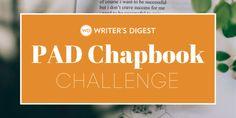 2019 November PAD Chapbook Challenge: Results