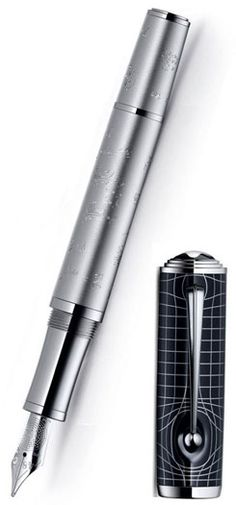 Montblanc Albert Einstein - Great Characters Limited Edition Fountain Pen