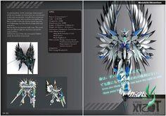 GUNDAM GUY: Gundam Artworks by Masarebelth: GXX X-78 Veronica Gundam & Others