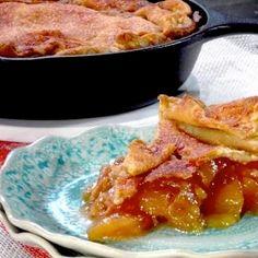 Jan CAN Cook: Trisha Yearwood's Skillet Apple Pie