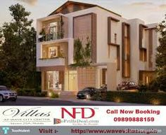 Wave villas Noida present glorious residence wave city centre villas, Call-09899888159; Wave villas at located heart of noida sector 25A book now least budget for more detail visit at : http://www.wavevillas.org.in/
