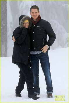 Michael Buble & Luisana Lopilato:  !