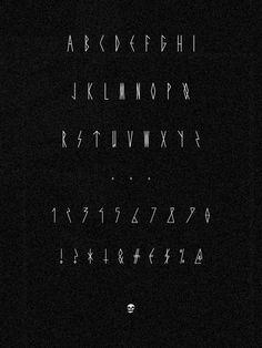 VIOLENT ELEGANCE FONT on typography served