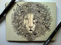 �Moleskine Doodles� by Kerby Rosanes