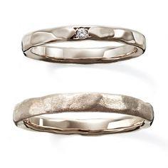 結婚指輪・ジュエリー SIENA - Bridal | KANAERU 叶える/たたき(細)