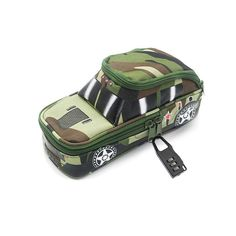 Pencil Case, Pen Storage Bag Pouch for Teens Boys Girls, Army Off-Road Car Pencil Pen Punch Stationery Supplies *** Check this outstanding item by mosting likely to the link at the picture. (This is an affiliate link). Pen Storage, Cheap Christmas, Amazon Art, Sewing Stores, Punch, Boy Or Girl, Sewing Crafts, Stationery, Christmas Decorations