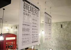 Chinchilla Coffee-House - Creative direction / Branding by Korolos Ibrahim, via…