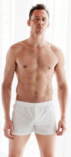 Gorgeous Tom Hiddleston!
