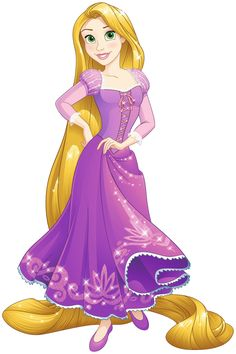 Rapunzel the beautiful long golden haired Disney Princess Rapunzel Png, Princesa Rapunzel Disney, Princess Rapunzel, Disney Princess Party, Disney Tangled, Disney Art, Disney Wiki, Punk Disney, Disney Movies