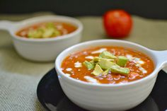 This site includes some must try recipes including roasted tomato soup, plantain sweet potato mas, and others! Tomato Carrot Soup, Roasted Tomato Soup, Roasted Tomatoes, Paleo Chicken Soup, Paleo Soup, Healthy Soup, Veggie Recipes, Paleo Recipes, Whole Food Recipes