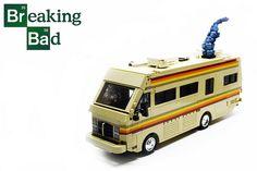 Breaking Bad, Legos. Lego