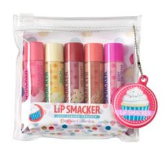 Lip+Smacker+Cupcake+Collection