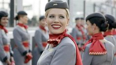 Flight attendant secrets - my favorite is bringing chocolates with you to share during the flight