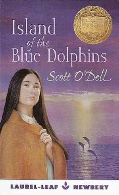 Island of the Blue Dolphins - I suffered reading this book, I'm sorry but I did :\