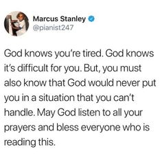 Real Quotes, Fact Quotes, Quotes About God, Tweet Quotes, Mood Quotes, Prayer Quotes, Bible Verses Quotes, Jesus Quotes, Spiritual Quotes