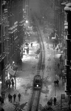 Istanbul. İstiklal Caddesi
