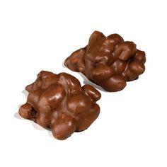 Milk Peanut Cluster