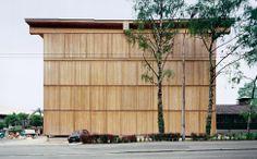 SWISS SCHOOL OF ENGINEERING FOR THE WOOD INDUSTRY BIENNE, 1999 http://www.meilipeter.ch/
