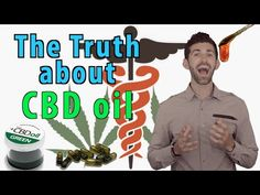 This CBD CURE will BLOW your mind - anxiety, chrones, epilepsy - YouTube