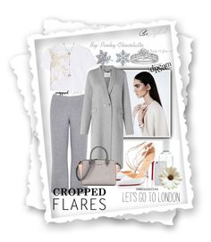 """""""#320 That's How I Wear Cropped Flares"""" by pinky-chocolatte ❤ liked on Polyvore featuring Bling Jewelry, Christian Louboutin, Splendid, Felony Case, Zimmermann, Warehouse, L.K.Bennett, Tiffany & Co., Nicole and women's clothing"""