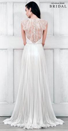 CATHERINE DEANE BRIDAL | PATSY  http://www.catherinedeane.com/bridal/  #weddingdress #bridal