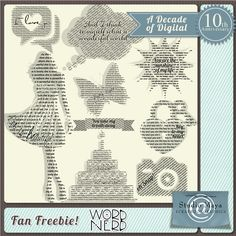 "Friday's Guest Freebies ~ Scrapbookgraphics.com ✿ Join 6,600 others. Follow the Free Digital Scrapbook board for daily freebies. Visit GrannyEnchanted.Com for thousands of digital scrapbook freebies. ✿ ""Free Digital Scrapbook Board"" URL: https://www.pinterest.com/grannyenchanted/free-digital-scrapbook/"